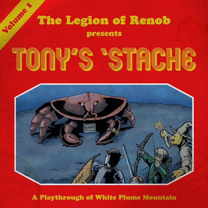 Tonys Stache