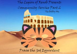 Episodes – The Legion of Renob